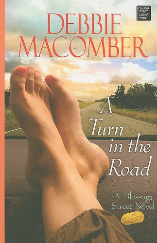 9781611730586: A Turn in the Road (Center Point Platinum Fiction (Large Print))