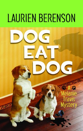 9781611730746: Dog Eat Dog: A Melanie Travis Mystery (Center Point Premier Mystery (Large Print))