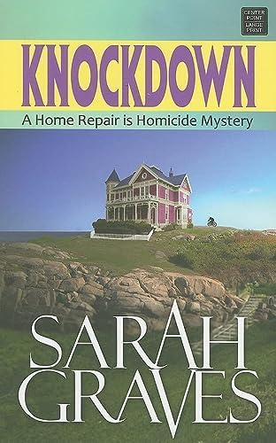 9781611730920: Knockdown (Center Point Premier Mystery (Large Print))