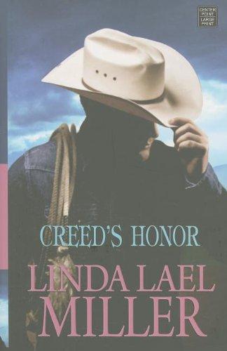 9781611731163: Creed's Honor (The Creed Cowboys)