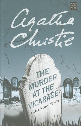 9781611731378: The Murder at the Vicarage (Miss Marple Mysteries (Large Print))