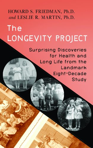 The Longevity Project: Surprising Discoveries for Health: Friedman Ph D,