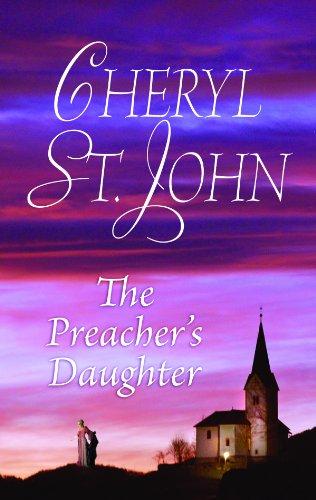 The Preacher's Daughter: St. John, Cheryl