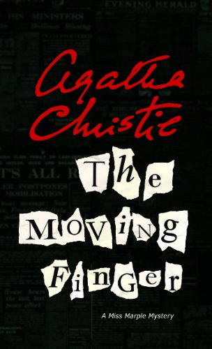 9781611731606: The Moving Finger (Miss Marple Systery)