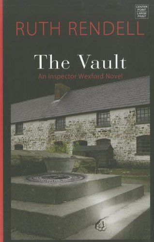 9781611732412: The Vault (Center Point Platinum Mystery (Large Print))
