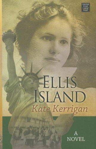 9781611732610: Ellis Island (Center Point Premier Romance (Large Print))