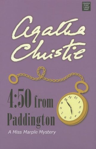 9781611732801: 4:50 from Paddington (Agatha Christie)