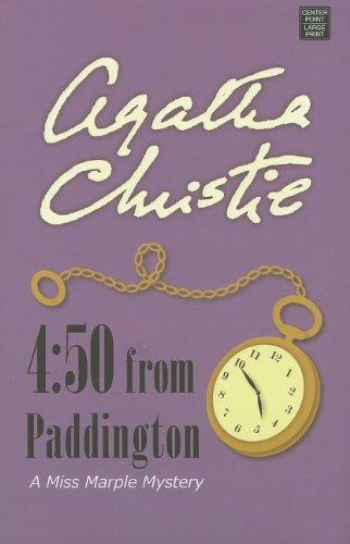 9781611732801: 4:50 from Paddington (Miss Marple)