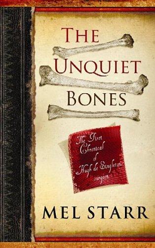 9781611733457: The Unquiet Bones (Center Point Christian Mystery)