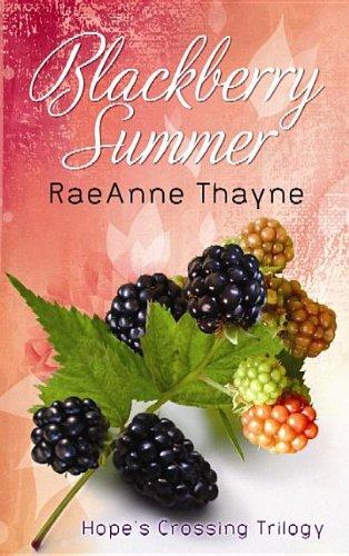 Blackberry Summer (Center Point Premier Romance (Large Print)): Thayne, RaeAnne