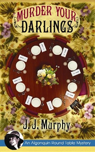 9781611733709: Murder Your Darlings (Algonquin Round Table: Center Point Large Print Edition)