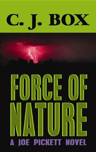 9781611733792: Force of Nature (Center Point Large Print Edition)