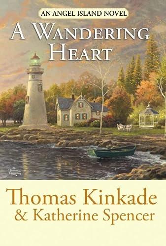 9781611733839: A Wandering Heart (Center Oint Large Print: An Angel Island)