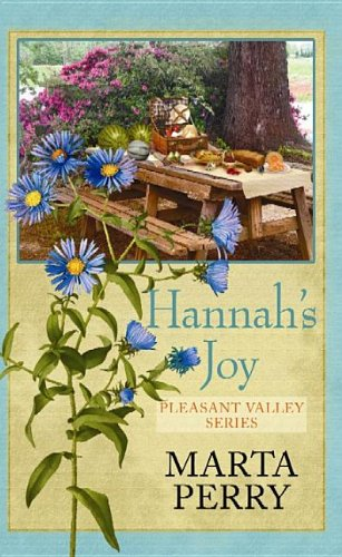 Hannah's Joy (Pleasant Valley): Marta Perry