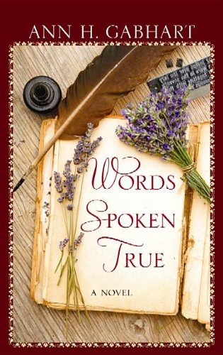 9781611734126: Words Spoken True (Christian Romance Series)