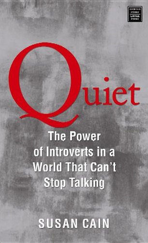 9781611734201: Quiet: The Power of Introverts in a World That Can't Stop Talking