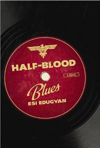 9781611734218: Half-Blood Blues (Center Point Platinum Fiction (Large Print))