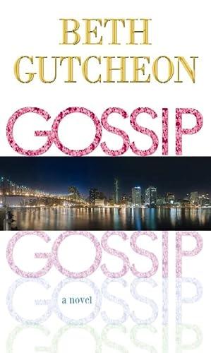 9781611734539: Gossip (Center Point Premier Fiction (Large Print))