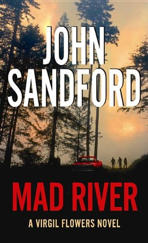 9781611735512: Mad River (Center Point Platinum Mystery (Large Print))