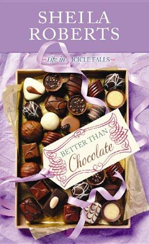 9781611735543: Better Than Chocolate (Center Point Premier Romance (Large Print))