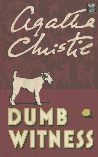 9781611736830: Dumb Witness (Hercule Poirot Mysteries)