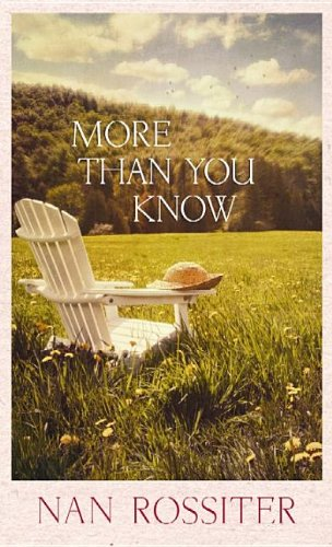 9781611738322: More Than You Know