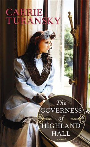 9781611739329: The Governess of Highland Hall: Edwardian Brides