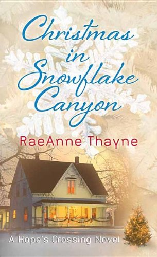 9781611739862: Christmas in Snowflake Canyon (Hope's Crossing)