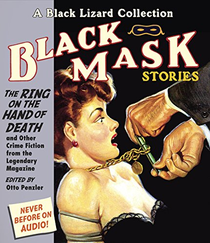 The Ring on the Hand of Death: And Other Crime Fiction from the Legendary Magazine (Compact Disc)