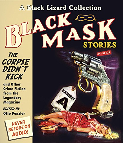 Black Mask 9: The Corpse Didn't Kick: And