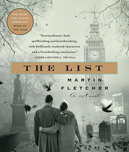 The List (Compact Disc): Martin Fletcher