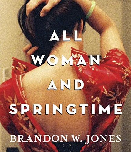 All Woman and Springtime (Compact Disc): Brandon Jones
