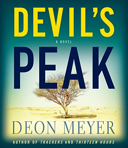 Devil's Peak (Compact Disc): Deon Meyer