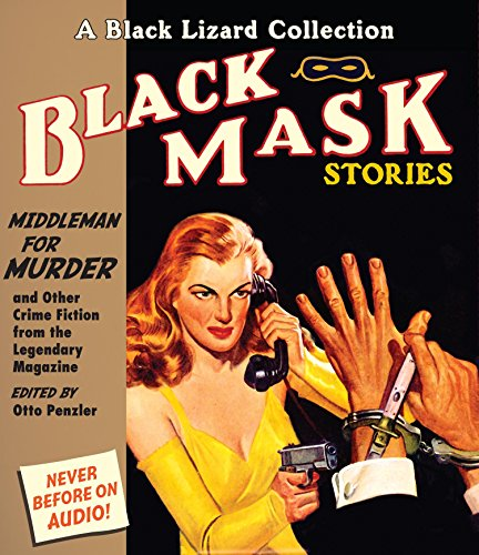 Black Mask 11: Middleman for Murder: and