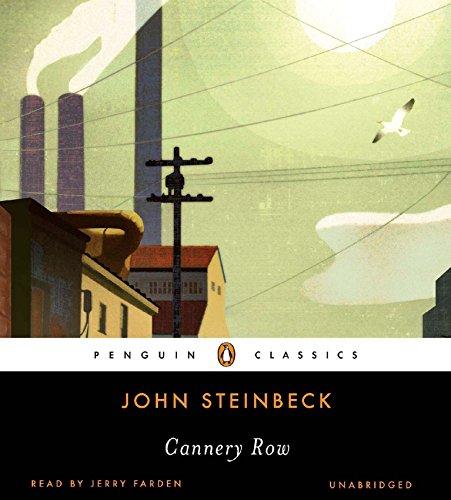 9781611760149: Cannery Row (Penguin Audio Classics)