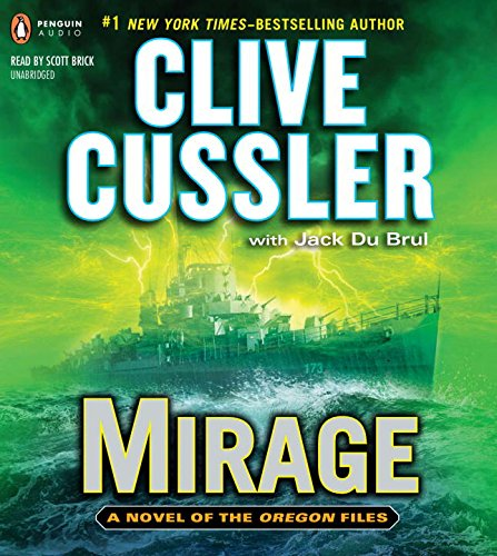 9781611760460: Mirage (Oregon Files)