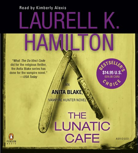 9781611760538: The Lunatic Cafe Bestseller's Choice (Anita Blake, Vampire Hunter)