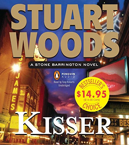 9781611760811: Kisser: A Stone Barrington Novel