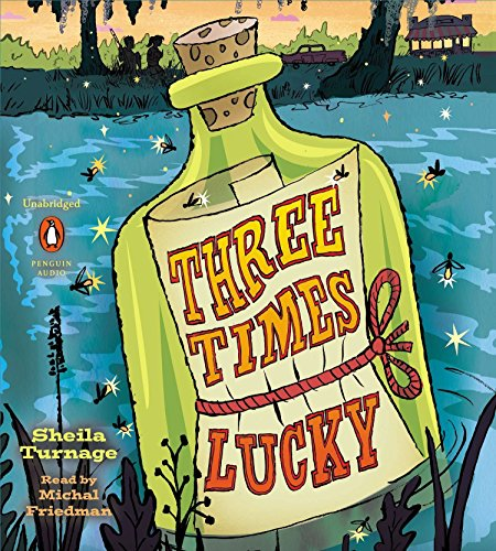 Three Times Lucky: Turnage, Sheila