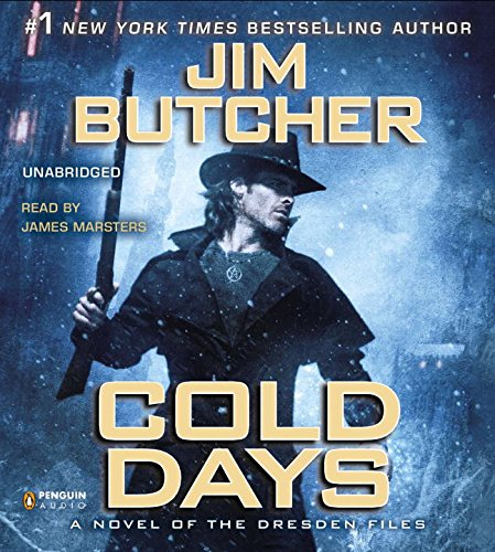 9781611761603: Cold Days (Dresden Files)
