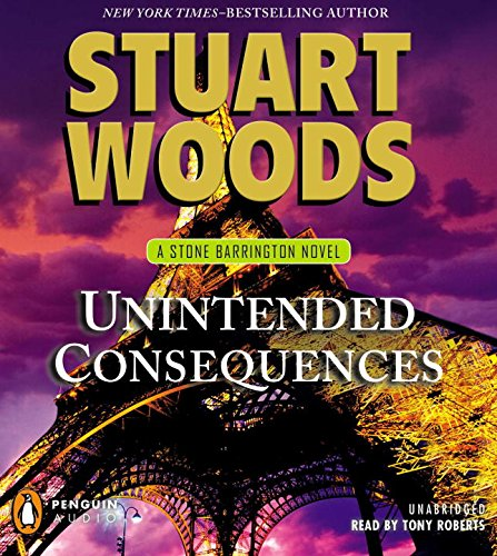 Unintended Consequences (Stone Barrington): Woods, Stuart