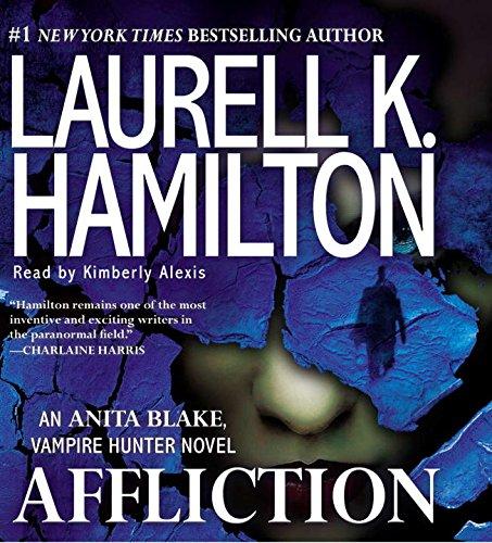 9781611761641: Affliction (Anita Blake, Vampire Hunter)