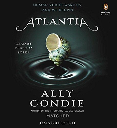 Atlantia (Compact Disc): Ally Condie