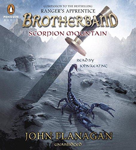 9781611762983: Scorpion Mountain (Brotherband Chronicles)