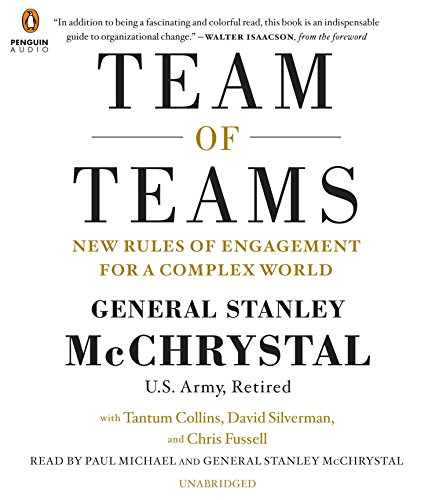 9781611763720: Team of Teams: New Rules of Engagement for a Complex World