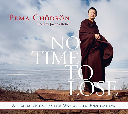 No Time to Lose Format: AudioCD: CHODRON, PEMA
