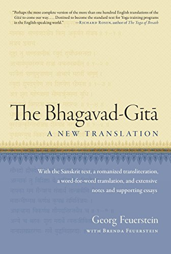 The Bhagavad-Gita: A New Translation; With The Sanskrit Text, A Romanized Transliteration, A Word...