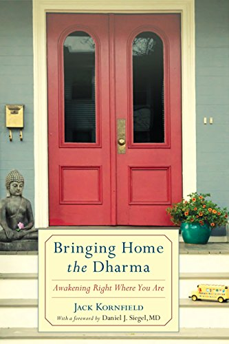9781611800500: Bringing Home the Dharma: Awakening Right Where You Are