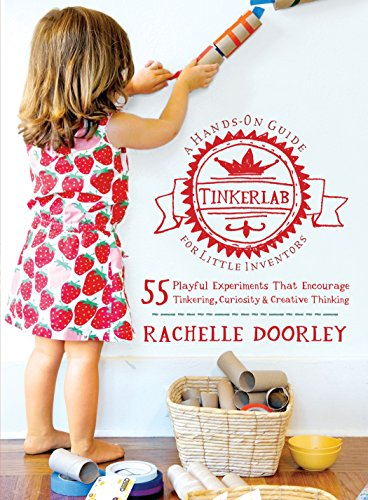 9781611800654: Tinkerlab: A Hands-On Guide for Little Inventors