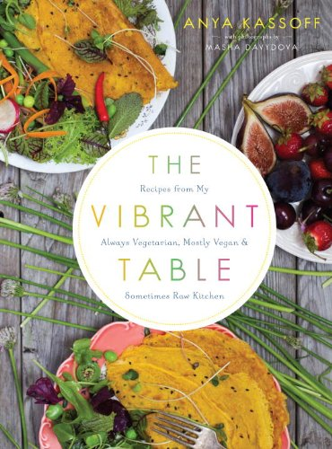 The Vibrant Table (Hardback)